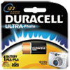 Duracell Ultra High-Power Lithium Battery, 123, 3V