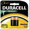 Coppertop Alkaline Medical Battery, N, 1.5V, 2/Pack