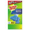 Scotch-Brite Disposable Toilet Scrubber Refill, 3