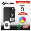 20078 Compatible, Remanufactured, C6578DN (78) Ink, 450 Page-Yield, Tri-Color