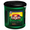 Folgers Coffee, Decaffeinated, Ground, 33.9 oz