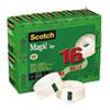 Scotch Magic Tape Value Pack, 3/4