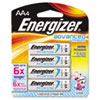 Energizer Advanced Lithium Batteries, AA, 4/Pack