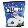 LifeSavers Hard Candy, Pep-O-Mint, Individually Wrapped, 6.25oz Bag