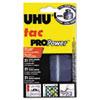 UHU Tac Adhesive Putty, Removable/Reusable, 2.1 oz, Each