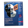 Avery CD/DVD Labels - AVE 5931