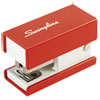 Swingline Mini Fashion Stapler, 12-Sheet Capacity, Red