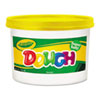 Crayola Modeling Dough, Yellow, 3 lbs
