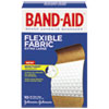 "Flexible Fabric Extra Large Adhesive Bandages, 1-3/4"" x 4"", 10/Box"