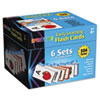 Flash Cards Boxed Set, Early Learning, 4 3/5 x 4 1/4, Ages 4 and Up, 324 Cards