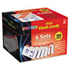 Flash Cards Boxed Set, Math, 4 3/5 x 4 1/4, 354 Cards