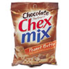 General Mills Chex Mix Varieties, Chocolate Peanut Butter, 4.5 oz, 7/Box
