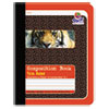 """Composition Book, 5/8"""" Ruling, 9-3/4 x 7-1/2, 100 Sheets"""