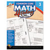 Common Core 4 Today Workbook, Math, Grade 3, 96 pages