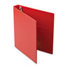 """Heavy-Duty Binder with One Touch EZD Rings, 1"""" Capacity, Red"""