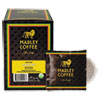 Marley Coffee Coffee Single Serving Pod, Lively Up, 18/Box