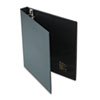 """Heavy-Duty Binder with One Touch EZD Rings, 1"""" Capacity, Black"""