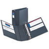 Avery Heavy-Duty Binder with One Touch EZD Rings, 11 x 8 1/2, 4