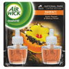 Air Wick 85175 Scented Oil Twin Refill, Hawaiian Tropical Sunset, .67oz Bottle RAC85175 RAC 85175