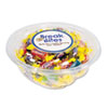 Advantus Jolly Ranchers Break Bites, Assorted Fruit Flavors Candy, 17 oz Bowl
