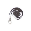 Advantus Deluxe Safety Lanyards, Lobster Claw Hook Style, 36