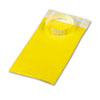 Advantus Crowd Management Wristbands, Sequentially Numbered, Yellow, 100/Pack