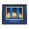 &quot;Leadership&quot; Framed Motivational Print, 30 x 24