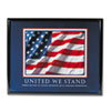 &quot;United We Stand&quot; Framed Motivational Print, 30 x 24
