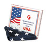 Advantus All-Weather Outdoor U.S. Flag, Heavyweight Nylon, 3 ft. x 5 ft.