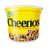 Cheerios Breakfast Cereal, Single-Serve 1.3oz Cup, 6 Cups/Pack