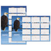AT-A-GLANCE Successories Horizontal/Vertical Erasable Wall Planner, 24 x 36, 2015