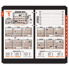 AT-A-GLANCE Burkhart's Day Counter Recycled Desk Calendar Refill, 4 1/2