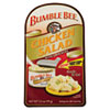Bumble Bee Bumble BeOn-The-Go Meal Solution w/Crackers, Chicken Salad, 3.5 oz, 12/Carton
