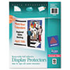 Avery Top-Load Display Sheet Protectors, Letter, 10/Pack