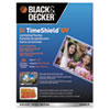 Black & Decker TimeShield Laminating Pouches - BOS LAM4X625