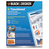 Black & Decker TimeShield Laminating Pouches - BOS LAMLET325
