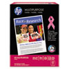 HP Multipurpose Paper, 96 Brightness, 20lb, 8-1/2 x 11, White, 500 Sheets/Ream