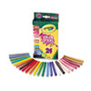 Crayola Woodless Color Pencils, Assorted, 24/Pack