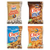 General Mills Chex Mix, Cheddar Flavor Trail Mix, 3.75oz Bag, 8/Box