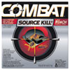 Combat Source Kill Large Roach Killing System, Child-Resistant Disc, 8/Box