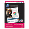 HP Multipurpose Paper, 96 Brightness, 20 lb, 8 1/2 x 11, White, 500 Sheets/Ream