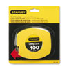 Stanley Long Tape Measure, 1/8