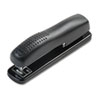 Contemporary Full Strip Stapler, 20-Sheet Capacity, Black