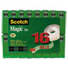 Scotch Magic Tape Value Pack, 3/4