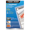 BLACK+DECKER TimeShield Laminating Pouches - BOS LAMLEGAL325