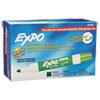 EXPO Low Odor Dry Erase Marker, Bullet Tip, Green, Dozen