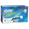 EXPO Dry Erase Markers, Bullet Tip, Blue, Dozen