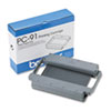Brother PC91 Print Cartridge Ribbon - BRT PC91