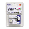 Brother P-Touch TZ Standard Adhesive Laminated Labeling Tape, 1/2