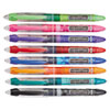 Paper Mate Liquid Flair Porous Point Stick Pen, Assorted Ink, Medium, 8/Set